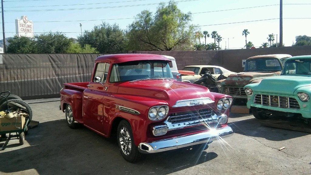 Classic Chevy Trucks For Sale >> Buy A Classic Chevy Truck For 22 950 Custom And Restored