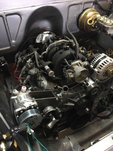 Chevy LS Engine