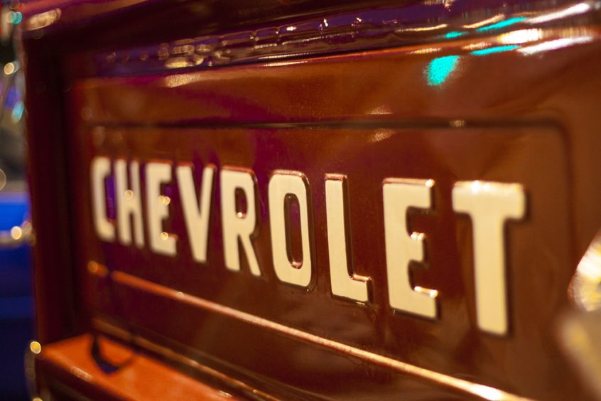 Chevrolet - classic chevy trucks