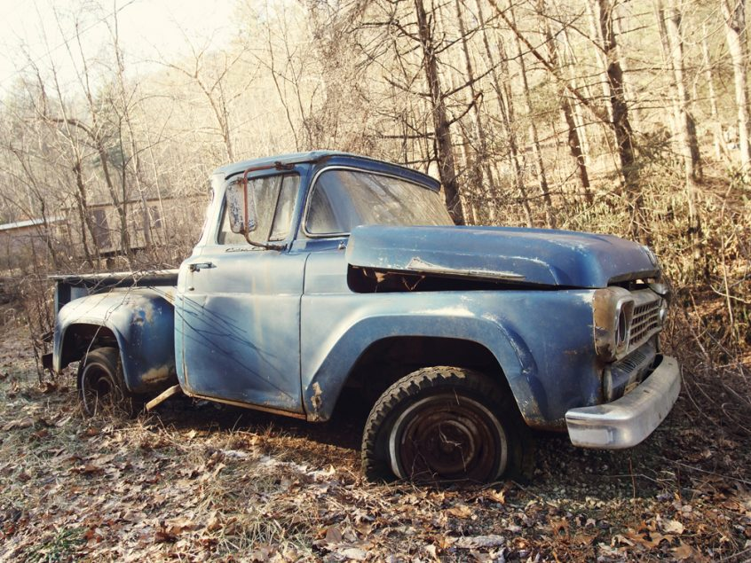 Old Chevy Pickup Truck - classic chevy trucks