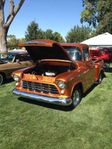 custom Chevy truck for sale
