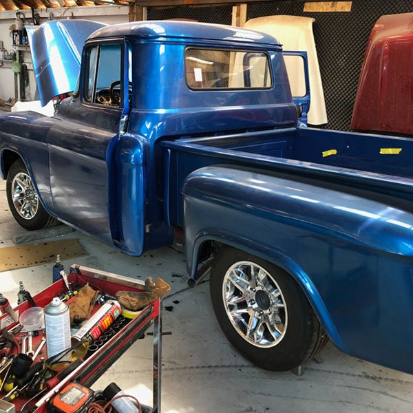 Rebuilding Your 1950 Chevy Truck