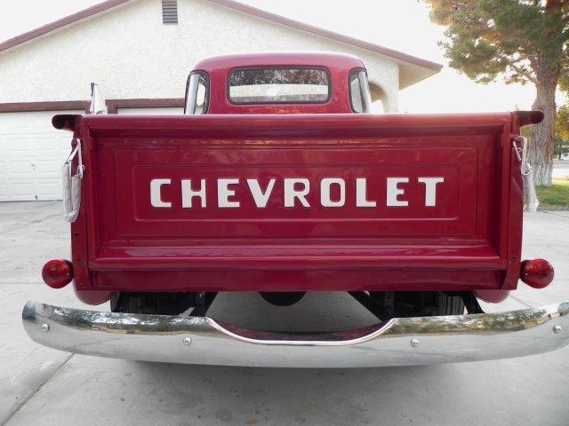 The 1950 Chevy Truck Advance Design