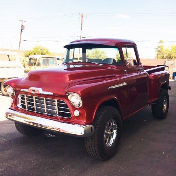 Have You Ever Dreamed Of Owning A Vintage 1950s Chevy Truck If Ve Landed On This Site We Re Sure And In Luck Because All Build