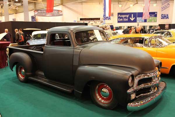 Chevy Truck - 1950 chevy truck